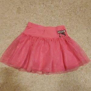 Hello Kitty Bottoms - Hello Kitty Tulle Skirt